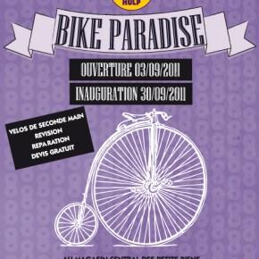 MC septembre 2011: Spéciale économie sociale par le vélo: inauguration des ateliers vélos des petits riens!