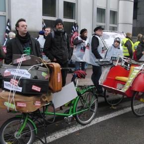 Manifestation pour le climat 03/12/2011