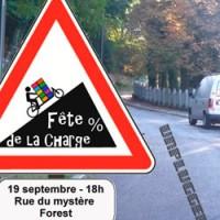 La Fête de la Charge - 19 septembre - Rue du Mystère à Forest